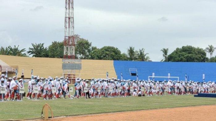 Sebanyak 123 Relawan PON XX di Jayapura Dipersiapkan untuk Jaga Prokes, Ini Tugasnya