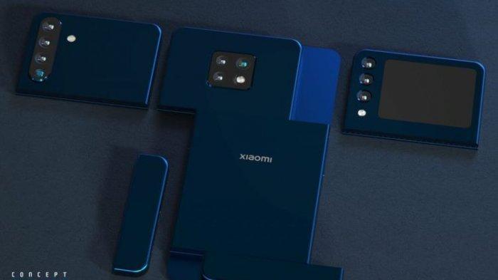 Xiaomi Disinyalir Bakal Punya Desain Kamera yang Bisa Bongkar Pasang
