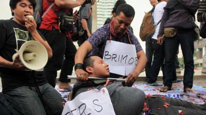 Catatan AJI Indonesia, Ada 114 Kasus Kekerasan yang Dialami Jurnalis di Papua