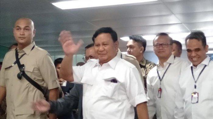 Prabowo Subianto Instruksikan Kadernya Damaikan Situasi setelah Kerusuhan di Manokwari