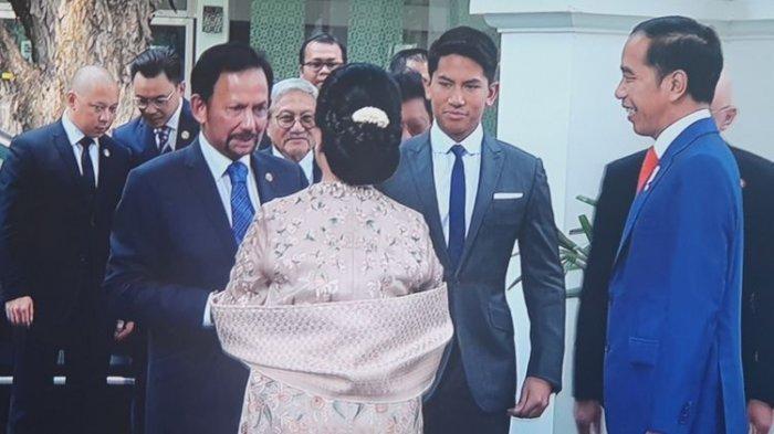 Sebelum Dilantik, Jokowi Bertemu Sejumlah Kepala Negara, Sultan Brunei Darussalam Datang Pertama