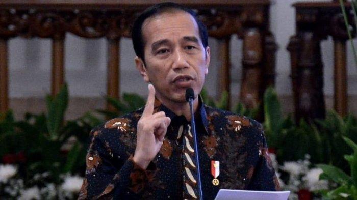 Jokowi Minta Anies Baswedan Bersihkan Got dan Keruk Waduk untuk Atasi Banjir di Jakarta