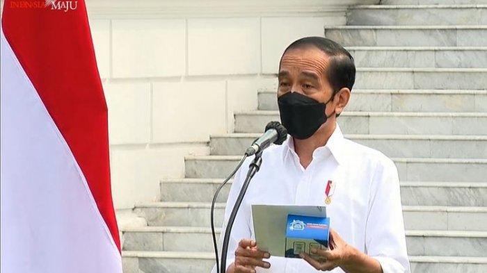 Jokowi Ungkap Alasan Tak Mau Lockdown saat Pandemi Covid-19
