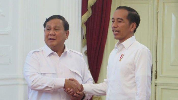 Prabowo Minta Publik Percaya Jokowi, Rocky Gerung: Beban Psikis Presiden Diambil Alih