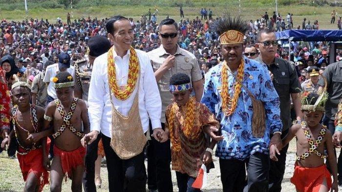 Program 'Bawa Perubahan',  5 Rencana Percepatan Pembangunan Papua yang Digagas Stafsus Jokowi