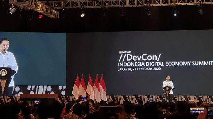 Pamerkan Desain Ibu Kota Baru, Jokowi Buat Peserta Tertawa: Tidak Banjir dan Tidak Macet