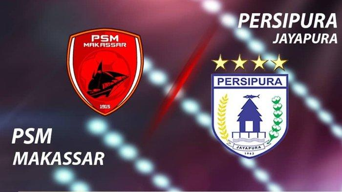 VIDEO Live Streaming PSM Makassar Vs Persipura Jayapura di O Channel Pukul 18.30 WIB