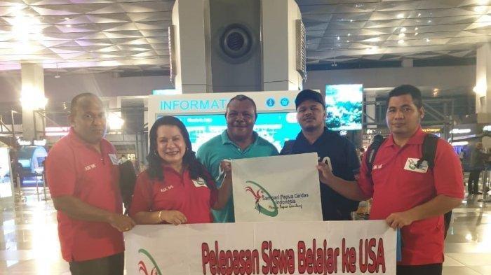 Seorang Siswa Asal Papua Barat Dikirim ke Amerika Serikat untuk Belajar di Edmonds Community College