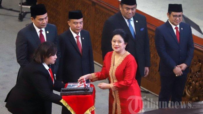 Puan Maharani Kini Jadi Ketua DPR, Megawati Pernah Bicara soal Tugas Putrinya di Kongres V PDIP