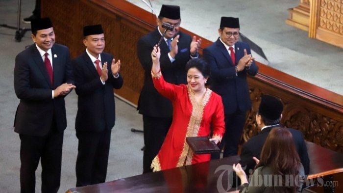 Jadi Ketua DPR, Puan Maharani Melanjutkan 'Serba Pertama' dalam Trah Politik Soekarno