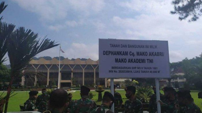 Kronologi TNI Pasang Patok di Kantor Wali Kota Magelang, Ada 2 Opsi untuk Pemerintah Kota