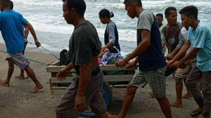 Kata Dinkes Seram Bagian Timur soal Warga Sakit Dievakuasi Pakai Gerobak Lewati 5 Sungai dan Pantai