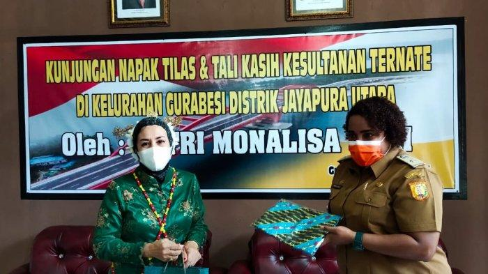 Napak Tilas ke Gurabessi Jayapura, Putri Kesultanan Ternate: Orang Papua Ternyata Sangat Ramah