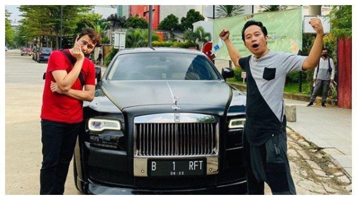 Klarifikasi Denny Cagur soal Mobil Rolls Royce Raffi Ahmad, Ternyata Bensin Eceran Hanya 'Prank'