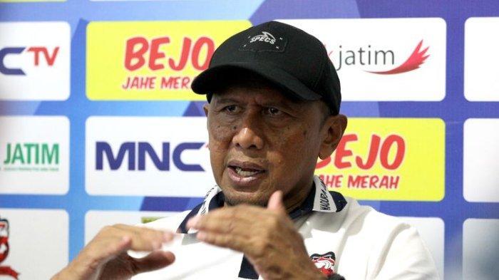 Serangan Balik Persipura Buat Skor Imbang, Pelatih Madura United: Kadang-kadang Memang Kami Eror