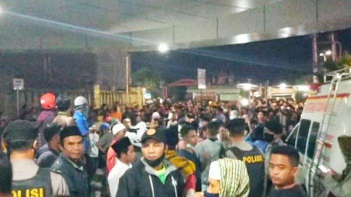 Ratusan Warga Ambil Paksa Jenazah Pasien Corona di RSUD Kota Mataram: Kami Kuburkan dengan Cara Kami