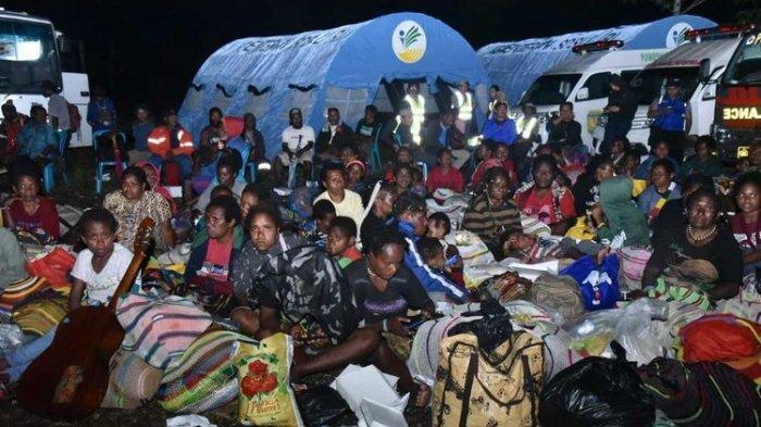 917 Warga Tembagapura Diungsikan ke Timika, Kapolda Papua Janji Bertindak Tegas Hadapi KKB