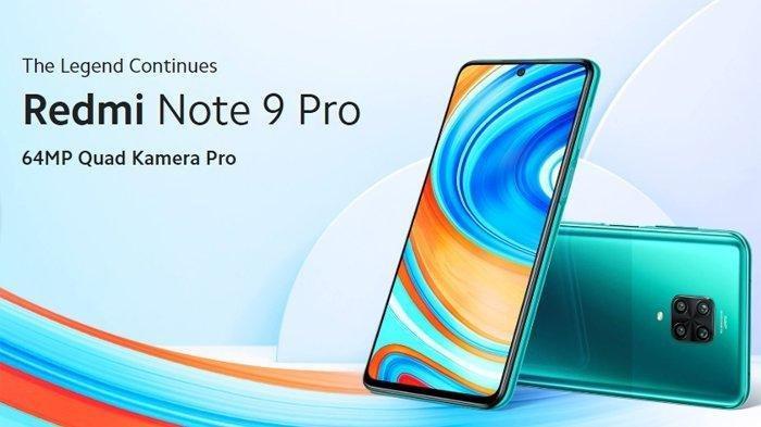 Update Harga HP Xiaomi April 2021: Ada Redmi Note 9 Pro hingga Redmi Note 10 Pro