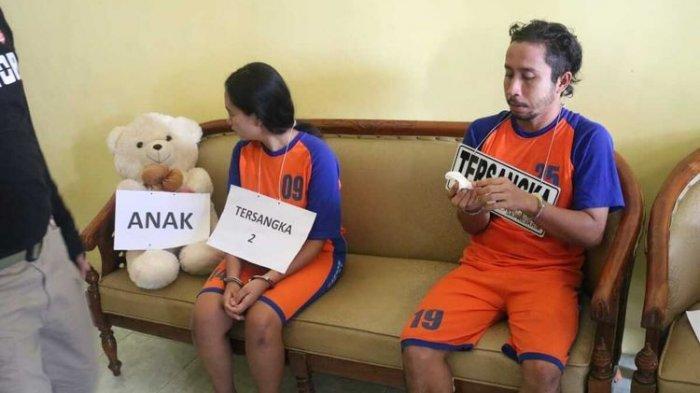 Terungkap, Suami Istri Bawa Anak saat Membunuh dan Merampok seorang Guru di Jombang