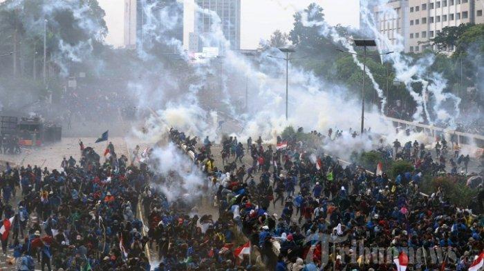Hari Ini, Ribuan Mahasiswa akan Kembali Demo Desak Perppu KPK di Depan Istana