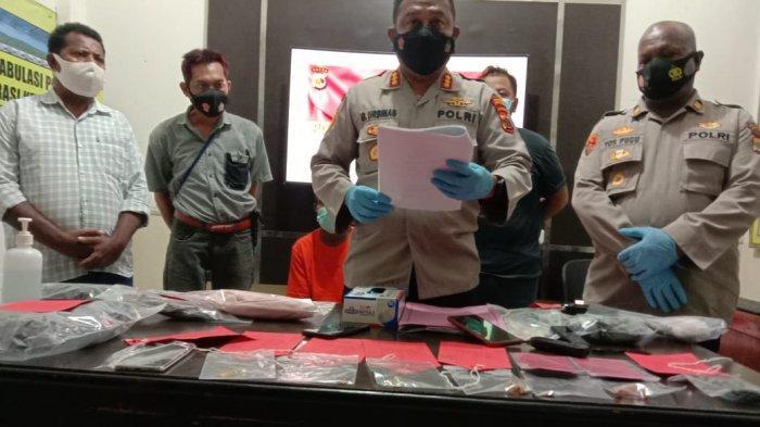 Pembunuh Wanita 59 Tahun di Hamadi Tertangkap, Pelaku di Door saat Kabur