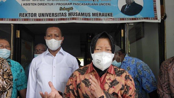 Mensos Gandeng Uncen dan ITS Produksi Kapal Transportasi di Wilayah Papua