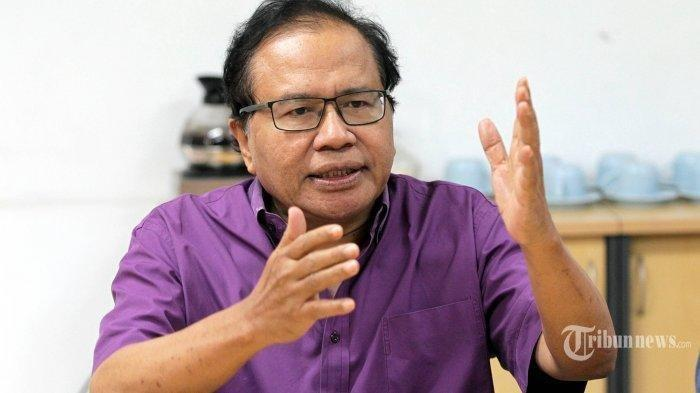 Puji Erick Thohir soal Pencopotan Dirut Garuda, Rizal Ramli Sindir Sri Mulyani dan Nadiem Makarim