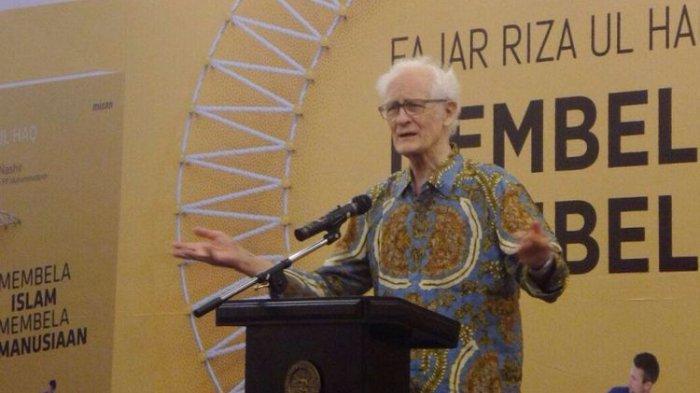 Soal Papua, Franz Magnis Suseno: Pendekatan Dialog Bisa Meminimalisir Adanya Pelanggaran HAM