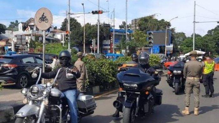 Viral Rombongan Moge Dikawal Polisi Lolos Pemeriksaan Rapid Antigen, Walkot Bogor: Kita akan Lacak