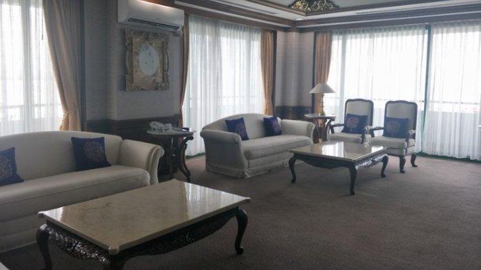 'Kamar Suci Soekarno' di Hotel Tempat Kongres PDIP, Disebut Tak Terbakar saat Kebakaran Besar 1993