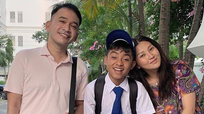 Ruben Onsu Sebut Betrand Peto Kerap Berikan Uang Jajannya untuk Orang Lain, Ini Kata Sarwendah