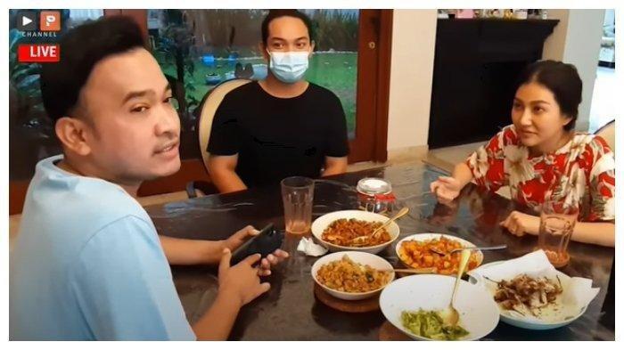 Ungkap Alasan Rekrut Dava Jadi Koki Pribadi, Ruben Onsu Singgung Perjuangan si Alumni MasterChef