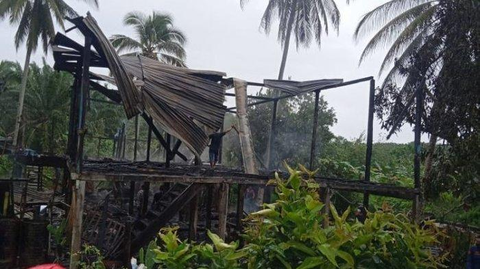 Uang Hampir Rp 100 Juta Milik Pasutri Lansia Ludes saat Rumah Terbakar, Polisi: Disimpan di Plastik