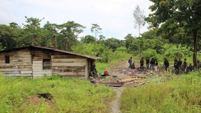 Kontak Senjata dengan TNI-Polri, 2 KKB Pelaku Penyerangan Kantor Freeport Papua Tewas