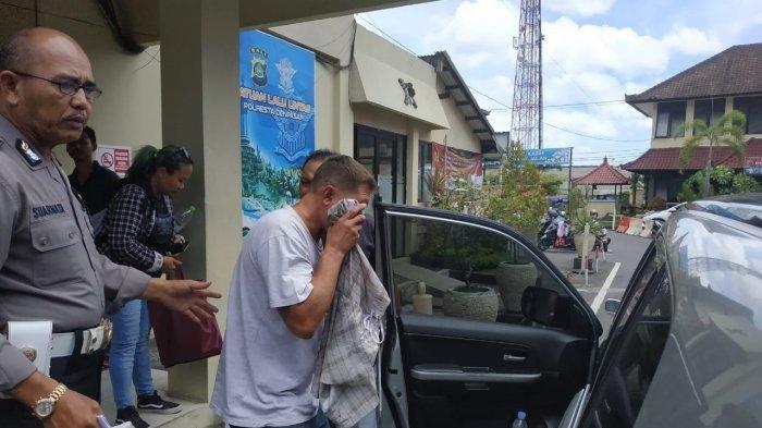 Mabuk saat Kendarai Mobil hingga Tabrak 4 Kendaraan, Bule di Bali Dikejar-kejar Warga, Aksinya Viral