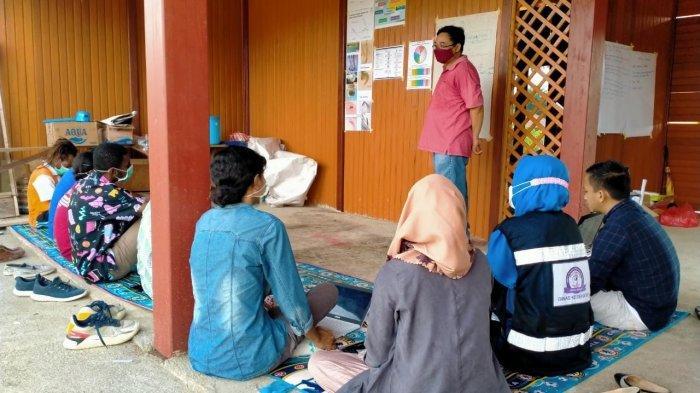 Tren Kasus Meningkat, Dinkes Papua Barat Gencar Melatih Kader Malaria
