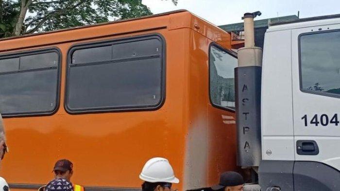 Rombongan Bus Karyawan Freeport di Papua Ditembak, Pelaku Diduga KKB