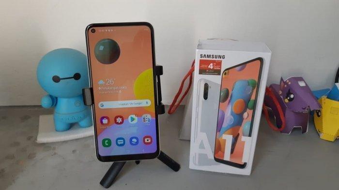Daftar Harga Terbaru HP Samsung Bulan Januari 2021: Galaxy A11 dan Galaxy A01 Hanya Rp 1 Jutaan