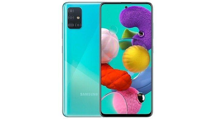 Update Harga HP Samsung Bulan Februari 2021: Galaxy A51 Hanya Rp 4 Jutaan, Galaxy M51 Rp 5 Jutaan