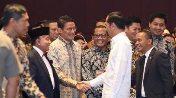 Jokowi Sebut Sandiaga Kandidat Capres 2024, Pengamat: Hanya untuk Senangkan Pak Sandi Saja