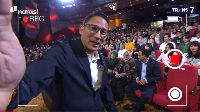 Diminta Beri Nasihat Jadi Orang Kaya, Sandiaga Uno: Jangan Masuk Politik, Pasti Menukik Tajam