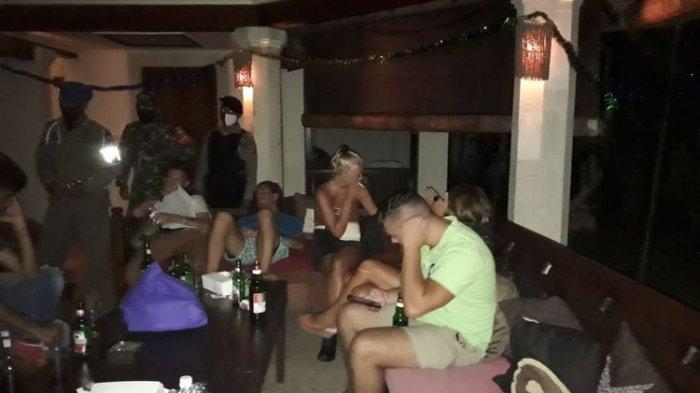 Aksi WNA Gelar Pesta di Villa saat Pandemi Corona Buat Resah Warga, Satpol PP Badung Turun Tangan