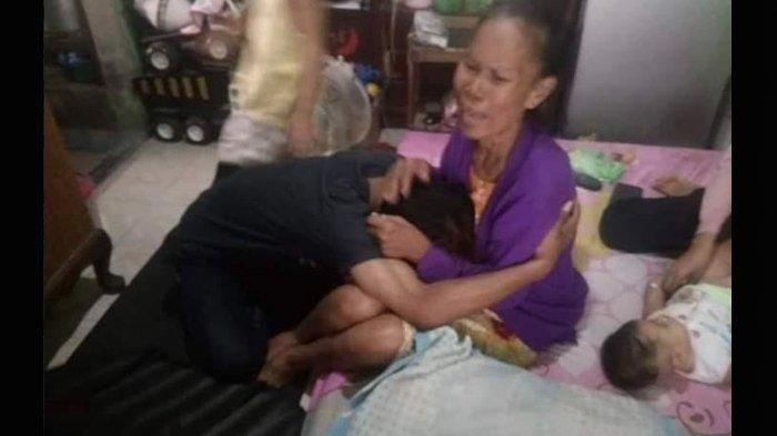 Permintaan Anak Penginjak Kepala Rusmini, Ingin Ibunya Cepat Sembuh dan Mengaku Sudah Bertobat