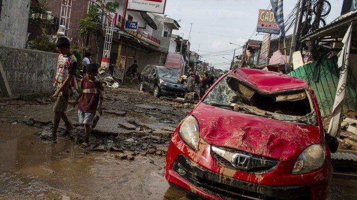 Kecewa Pejabat Tuding Menuding soal Banjir, Haidar Alwi: Sungguh Memalukan Bukannya Cari Solusi