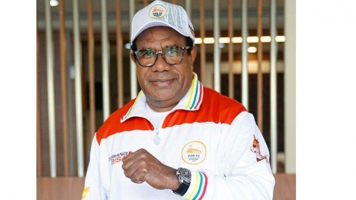 Sekda Papua Ajak Masyarakat Dukung PON XX dan Peparnas XVI