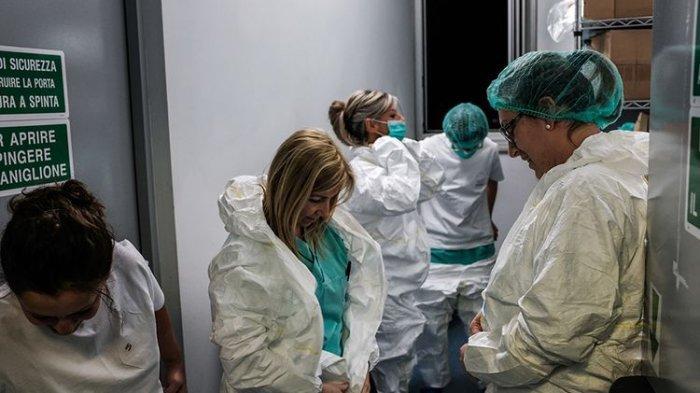 Viral Cerita Dokter Kesal Pasien Suspect Corona Tak Jujur dan Nekat, Pasien Lain Terpaksa Dievakuasi
