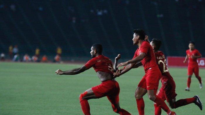 Pemain Muda Persipura Jayapura, Marinus Wanewar Tak Dapat Perkuat Timnas U-23 saat Berjuang di China