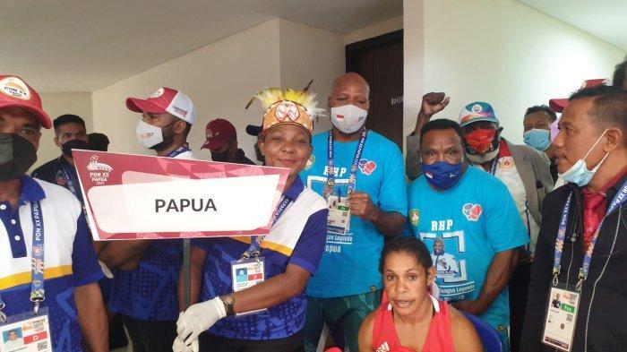 Lima Atlet Papua Siap Rebut Medali Emas, Berikut Jadwal Lengkap Final Tinju PON XX