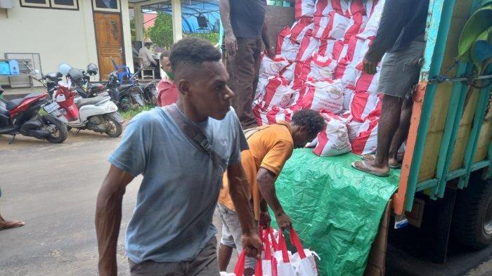 di Kala Negara di Terpah Musibah, Presiden Jokowi tetap Peduli Masyarakat di Papua