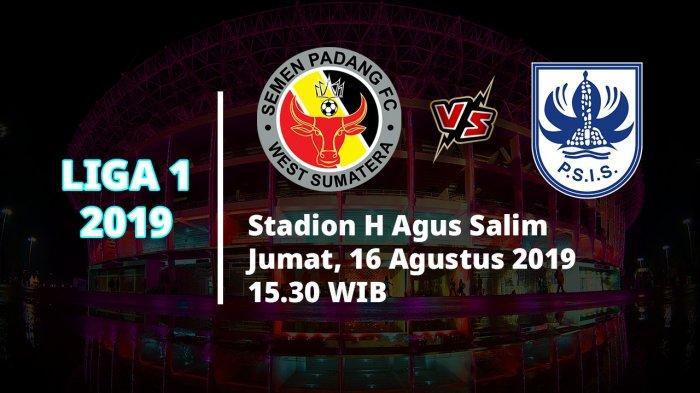 Hasil Akhir Semen Padang Vs PSIS Semarang: Gol di Menit Akhir Buat Kabau Sirah Raih Kemenangan
